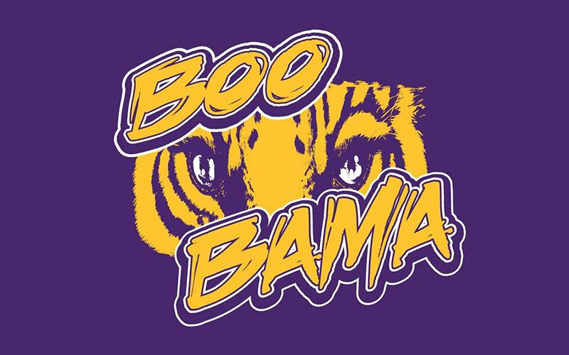 Boo-Bama - LSU Alumni Caddo/Bossier