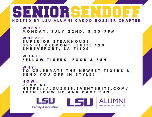2019 Summer Send Off Party